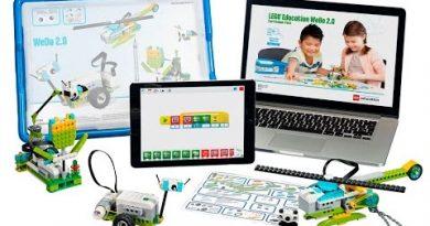 Lego WeDo 2.0