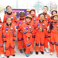 Ganadores FLLJr. Mission Moon CdMx